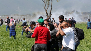 ΠΓΔΜ: Διάβημα προς το Γραφείο Συνδέσμου της Ελλάδας για τα επεισόδια στην Ειδομένη