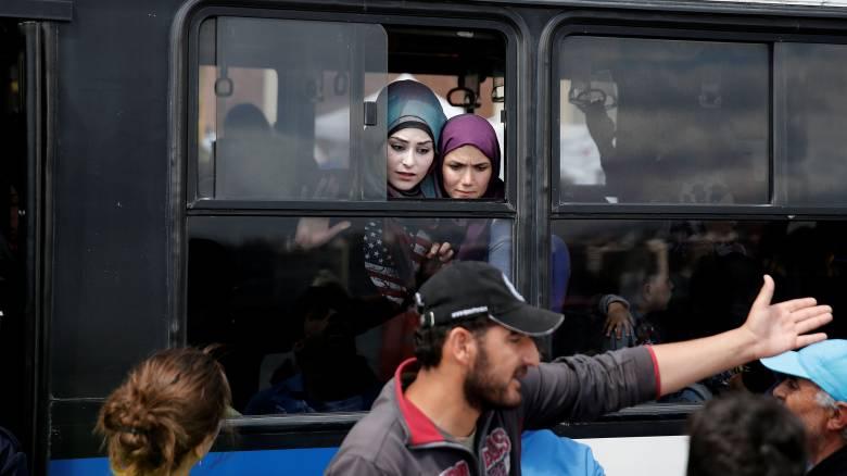 Κομισιόν: Απέτυχε ο στόχος μετεγκατάστασης 6.000 προσφύγων