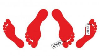 Ματωμένα και γυμνά. Τα αριστουργηματικά poster για τους τέσσερις αιώνες Ουίλιαμ Σαίξπηρ