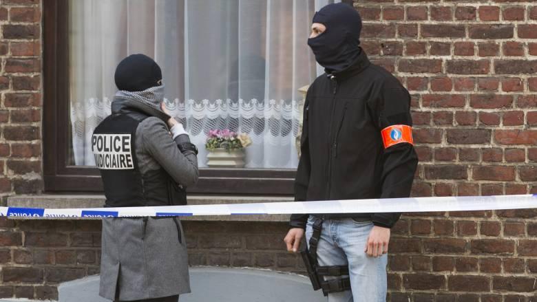 Ελεύθεροι οι τρεις άνδρες που προσήχθησαν χθες ως ύποπτοι στις Βρυξέλλες