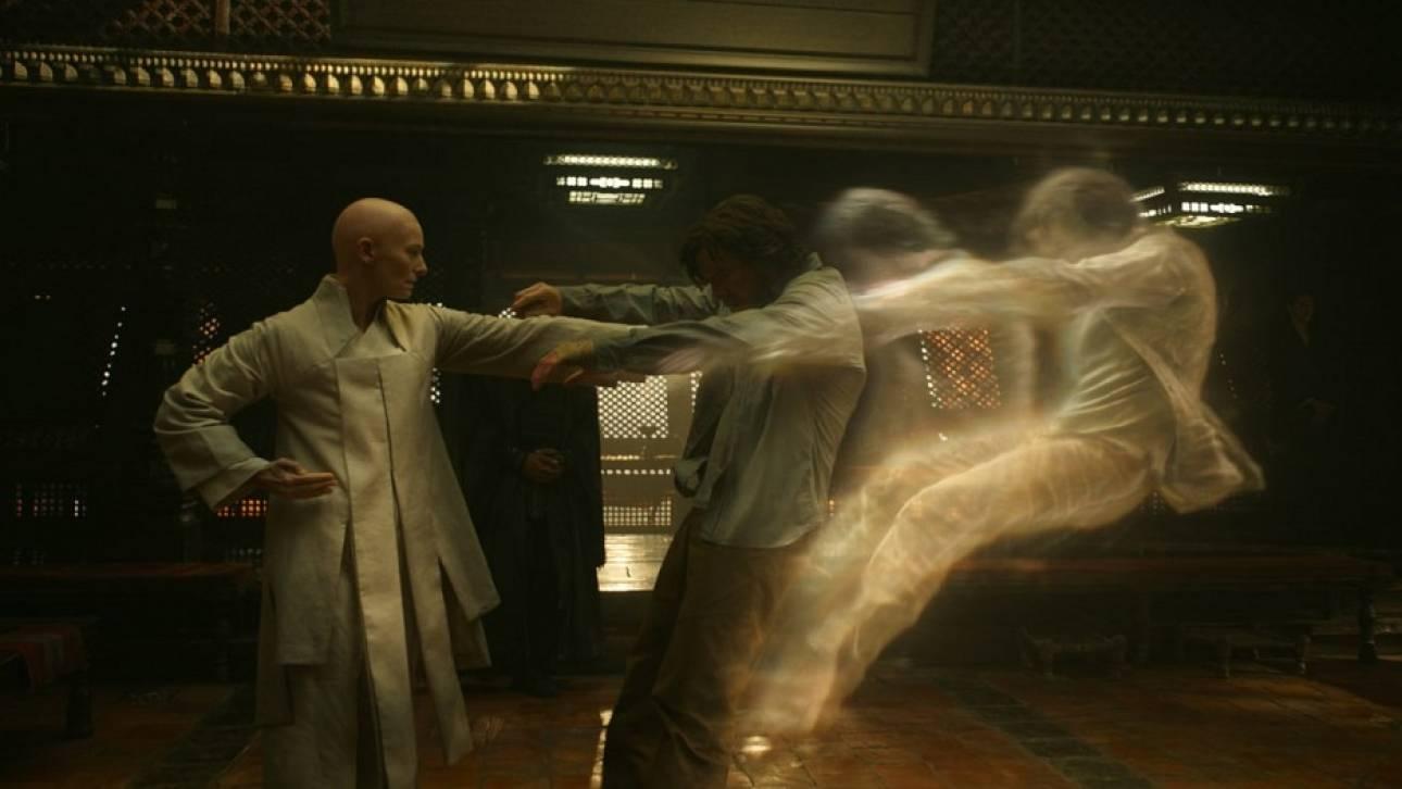 Kάμπερμπατς και Σουίντον στο νέο trailer του Dr. Strange. Βοnus ο τίτλος του νέου Spider-Man