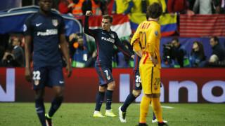 Η Ατλέτικο Μαδρίτης απέκλεισε την Μπαρτσελόνα, προκρίθηκε η Μπάγερν στους «4» του Champions League