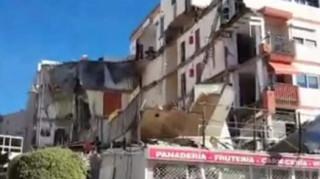 Τενερίφη: Φόβοι για νεκρούς μετά από κατάρρευση κτιρίου (vid)
