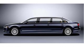 Το εξάθυρο Audi A8L είναι ο ορισμός της υπερ-πολυτελούς λιμουζίνας
