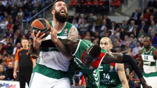 Euroleague: 1-1 την σειρά με την Λαμποράλ θέλει ο Παναθηναϊκός, 2-0 για ΤΣΣΚΑ και Φενέρ