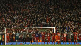 Η Λίβερπουλ έκανε μια απίστευτη ανατροπή και απέκλεισε τη Ντόρτμουντ στο Europa League