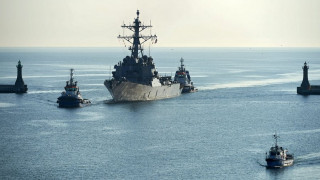Αμερικανική συμμετοχή στη ΝΑΤΟϊκή επιχείρηση στο Αιγαίο