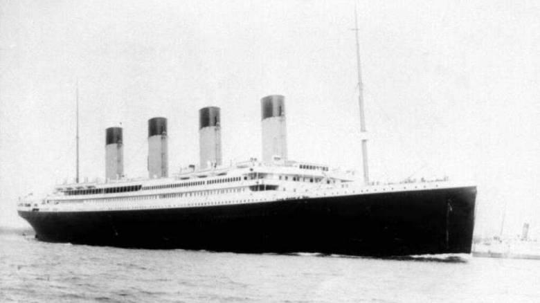 Τιτανικός: 104 χρόνια από το ναυάγιο του θρυλικού πλοίου