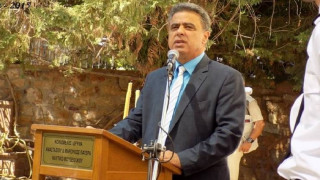 Διαγράφηκε από τη Νέα Δημοκρατία ο αντιπεριφερειάρχης Χίου μετά το σάλο από τις δηλώσεις του