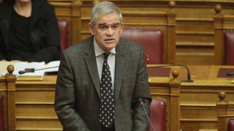 Βουλευτές του ΣΥΡΙΖΑ κατά Τόσκα για απρόκλητη εμφάνιση της αστυνομίας σε συνέλευση σωματείων