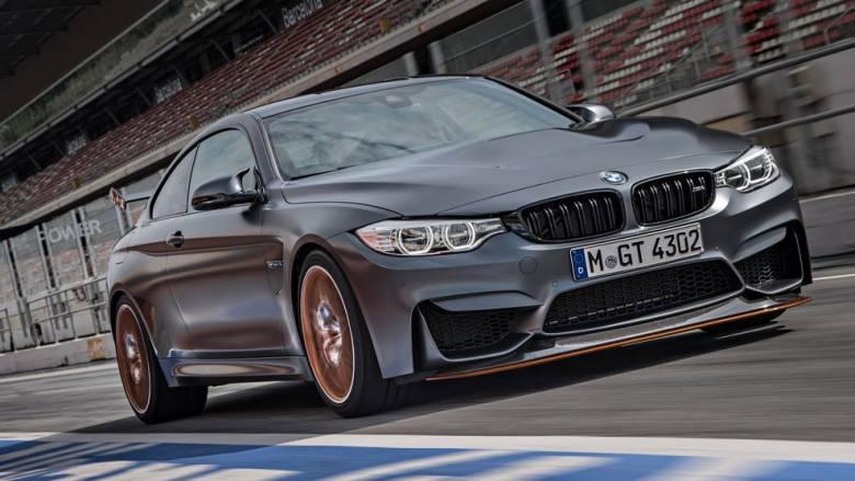 Η νέα GTS των 500 ίππων είναι η πιο hard core εκδοχή της BMW M4