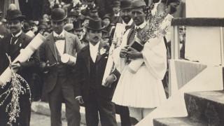 Ολυμπιακοί Αγώνες 1896: Οι ιστορικές φωτογραφίες του Άλμπερτ Μάγιερ του Μουσείου Μπενάκη στο φως