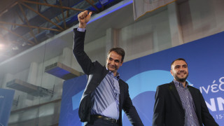 Μητσοτάκης: Πρέπει να τελειώσει η παρωδία που λέγεται κυβέρνηση ΣΥΡΙΖΑ-ΑΝΕΛ