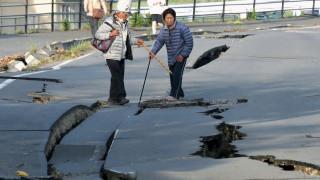 Ιαπωνία: Ηφαιστειακή έκρηξη μετά τον ισχυρό σεισμό