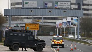 Συνελήφθη 18χρονος ύποπτος για τρομοκρατία στο αεροδρόμιο του Μάντσεστερ