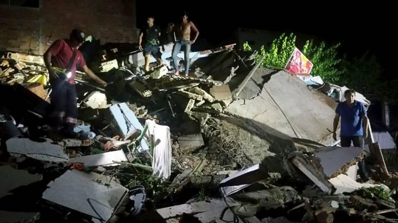 Νεκροί από τον ισχυρό σεισμό 7,8 Ρίχτερ στο Εκουαδόρ