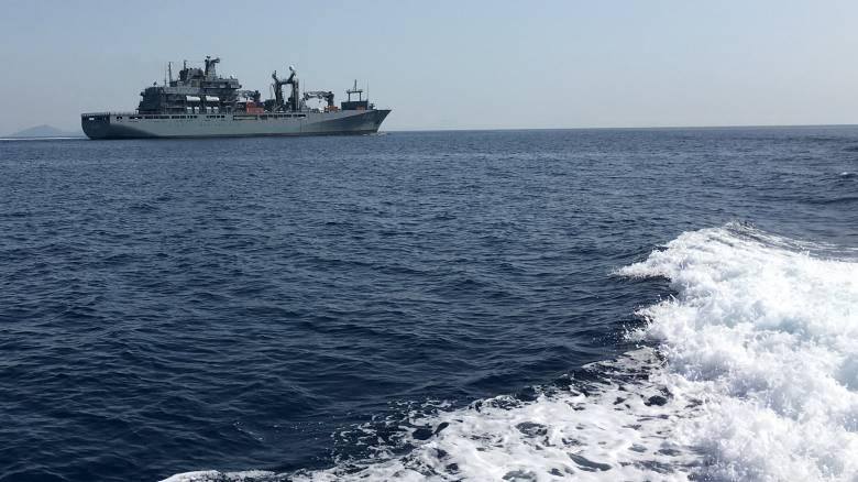 Αποκαλυπτικό έγγραφο για τη ΝΑΤΟϊκή επιχείρηση στο Αιγαίο