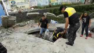 Αυξάνονται οι νεκροί από τον φονικό σεισμό 7,8 Ρίχτερ στο Εκουαδόρ