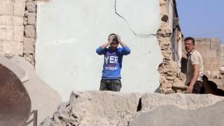 Κλιμάκωση των συγκρούσεων στο Χαλέπι με τις διαπραγματεύσεις σε αδιέξοδο