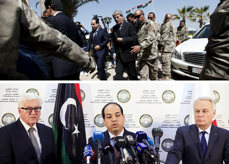 ministers libya