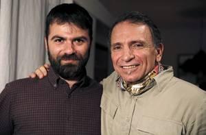 Άλκης Κωνσταντινίδης και Γιάννης Μπεχράκης