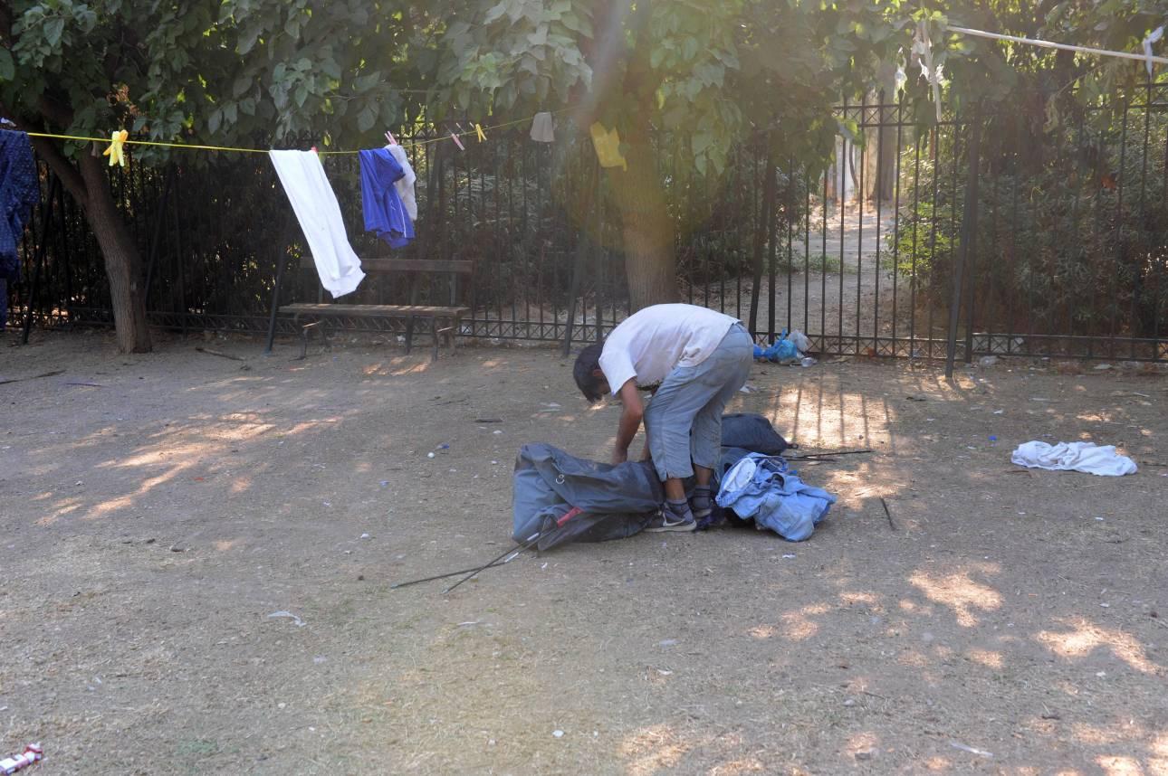 Φονική συμπλοκή μεταξύ μεταναστών στο Πεδίο του Αρέως