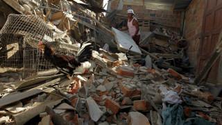 Τουλάχιστον 480 νεκροί από το σεισμό στο Εκουαδόρ