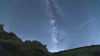 Λυρίδες: Η πρώτη ανοιξιάτικη βροχή διαττόντων αστέρων