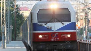 Λάρισα: Τρένο παρέσυρε και διαμέλισε 32χρονο