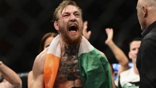 Με ανάρτηση του ο Κόνορ Μακ Γκρέγκορ ανακοίνωσε την αποχώρηση του από το MMA