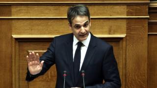 Κ. Μητσοτάκης: Σε έναν ψεύτικο κόσμο ζει ο κ. Τσίπρας