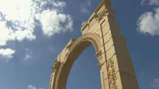Η Αψίδα του Θριάμβου της Παλμύρας «μεταφέρθηκε» στο Λονδίνο