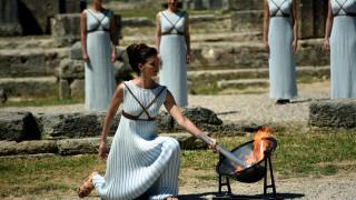Σήμερα η τελετή αφής της Ολυμπιακής Φλόγας