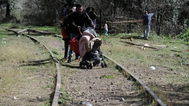 ΤΡΑΙΝΟΣΕ: Τεράστια η ζημιά από το κλείσιμο της Ειδομένης