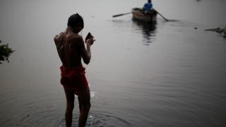 Κύμα καύσωνα πλήττει την Ινδία
