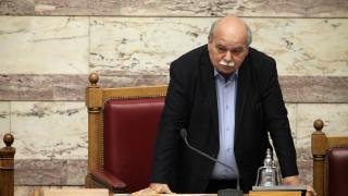 Ν. Βούτσης: Υπερασπίστηκε τη διάταξη για τις συντάξεις πρώην βουλευτών