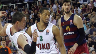 Νίκη της Λοκομοτίβ μέσα στην Βαρκελώνη και 2-2 στην σειρά με την Μπαρτσελόνα για την Euroleague