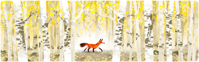 Google 2016 04 22 Sophie Diao E2 Forest Fox unnamed