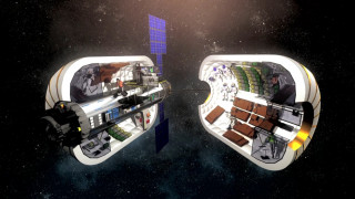 Πιο κοντά από ποτέ τα διαστημικά ξενοδοχεία