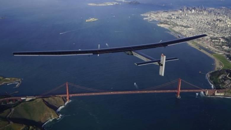 Τρεις ημέρες πετούσε το ηλιακό αεροσκάφος Solar impulse