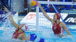 Ο Ολυμπιακός έχασε στον μικρό τελικό του Euro League στο πόλο γυναικών