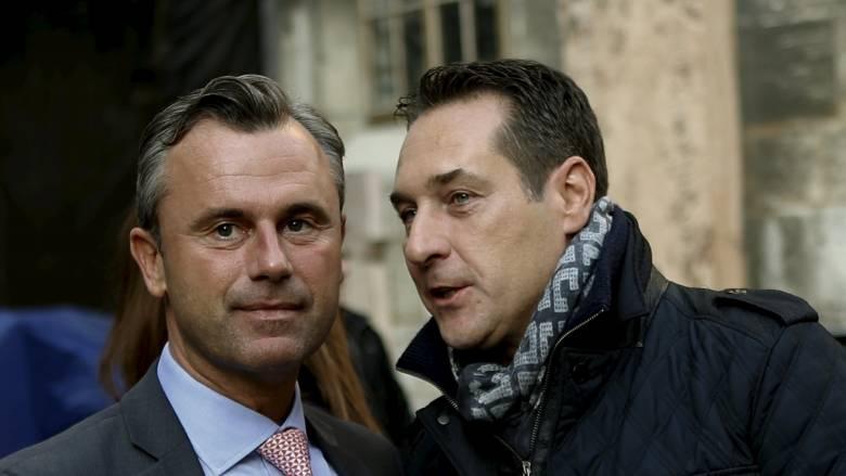 Αυστρία: Θρίαμβος της ακροδεξιάς στις προεδρικές εκλογές