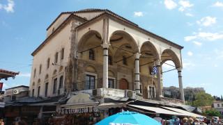 Μοναστηράκι: Ανοιξιάτικη βόλτα στην Αθήνα