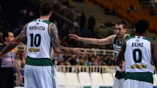 Άνετη νίκη του Παναθηναϊκού επί του Κολοσσού για την Α1 του μπάσκετ