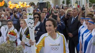 Κυκλοφοριακές ρυθμίσεις για την Ολυμπιακή Φλόγα