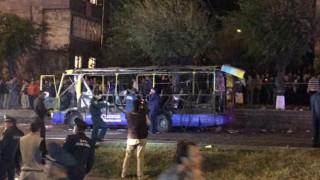 Αρμενία: Τουλάχιστον τρεις νεκροί από έκρηξη σε λεωφορείο