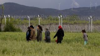 Επέστρεψαν στην Ελλάδα πρόσφυγες που διέσχισαν τα σύνορα με τα Σκόπια