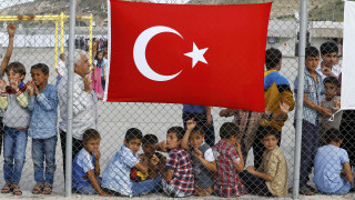 Δέσμευση της Άγκυρας για παροχή νομικής προστασίας σε μη Σύρους πρόσφυγες