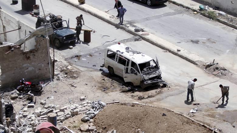 Συρία: Τουλάχιστον 30 νεκροί από τις συγκρούσεις στο Χαλέπι