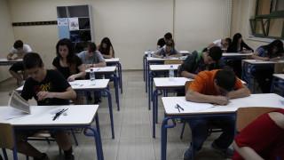 Πανελλαδικές εξετάσεις 2016: Αναρτήθηκαν τα μηχανογραφικά